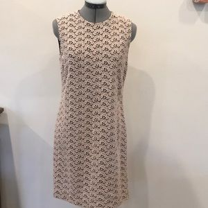 DVF  Lace Shift Dress